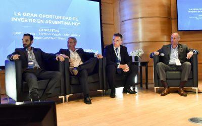 Los miembros de ARCAP analizaron las oportunidades para invertir en Argentina en 2018